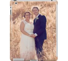 Chris & Kellie iPad Case/Skin