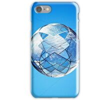Circular lines iPhone Case/Skin