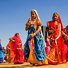 Dance of Rajasthan by Mukesh Srivastava