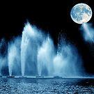 Blue Moon Water by bkphoto