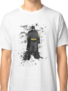 Superhero Splatter Art Classic T-Shirt