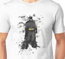 Superhero Splatter Art Unisex T-Shirt