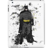 Superhero Splatter Art iPad Case/Skin
