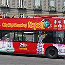 Naples Tourist Bus by longaray2