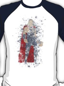 Thor Splatter Graphic T-Shirt