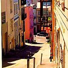 San Francisco Alley by longaray2