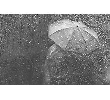 Raining again Photographic Print