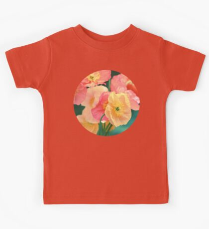 All the Colors of Sunshine Kids Tee