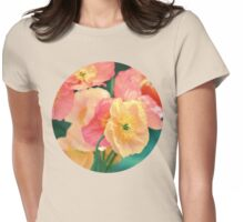 All the Colors of Sunshine Womens Fitted T-Shirt