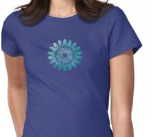 Into the Ocean - JUSTART Womens Fitted T-Shirt