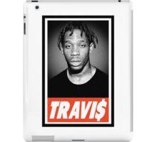Travis Stencil iPad Case/Skin