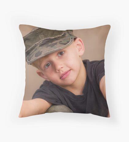 A Charmer Throw Pillow