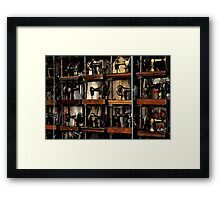 ~A Stitch in Time~ Framed Print