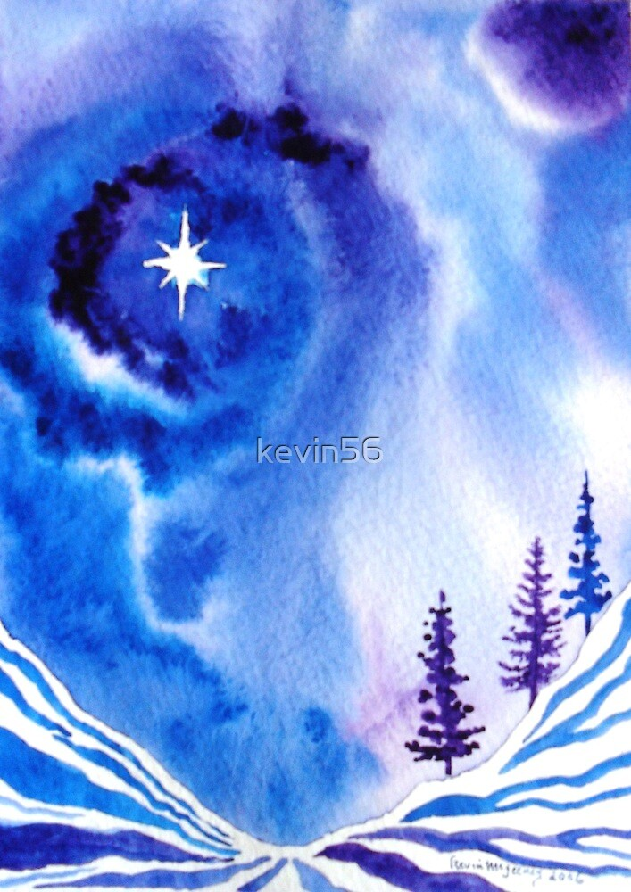Winter Rapture by Kevin McGeeney