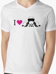 I love Bofur Mens V-Neck T-Shirt