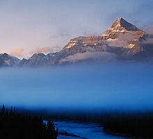Athabasca Valley by Patrick O'Neill