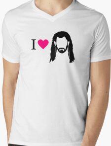 I love Thorin Mens V-Neck T-Shirt
