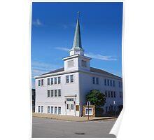 Ripley (WV) United Brethren Church Poster