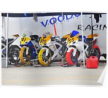 Voodoo Racing Poster