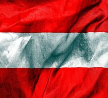 Austria Flag by MarkUK97