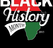 BLACK HISTORY MONTH by fancytees