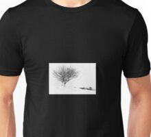 Winter Trees in Snow Unisex T-Shirt