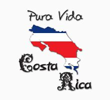 Costa Rica, Pura Vida Unisex T-Shirt