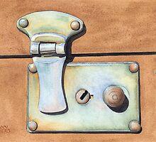 Case Latch by Ken Powers