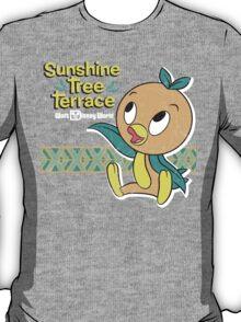 Sunshine Tree Terrace Orange Bird T-Shirt