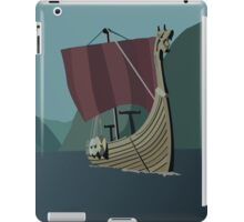 Vikings Minimalist iPad Case/Skin