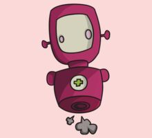ROBOT PINK Kids Clothes