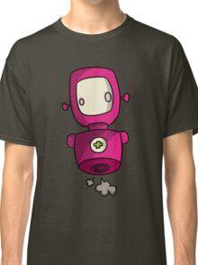 ROBOT PINK Classic T-Shirt