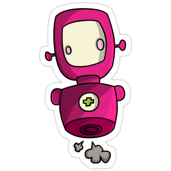 ROBOT PINK by ConceptStore