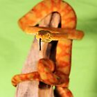 Tasting the Air by Reptilefreak
