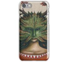 Bright Fire -Keeper of the Heartwood iPhone Case/Skin