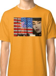 NEW YORK - Times Square Reflection Classic T-Shirt