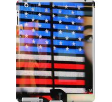 NEW YORK - Times Square Reflection iPad Case/Skin