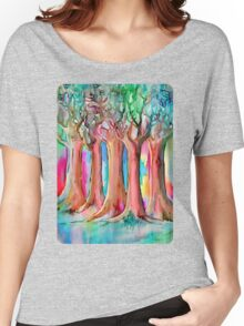 Dream Forest Women's Relaxed Fit T-Shirt