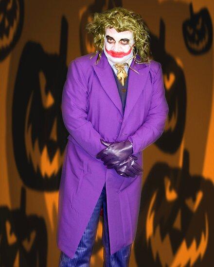 The Joker by Jeff  Burns