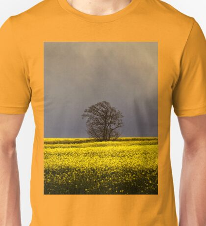 Threatening sky Unisex T-Shirt
