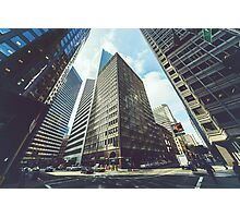 Downtown San Francisco Photographic Print