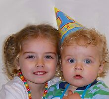 Elijah's first birthday by onnibright