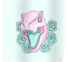 Pink and Extinct  Poster