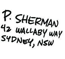 Nemo - P. Sherman by ervinderclan