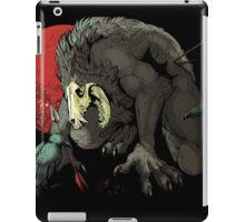 The Wolf Skull Jack iPad Case/Skin