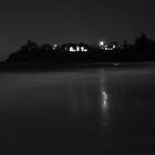 Tilbury Cove At Night by Noel Elliot
