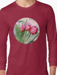 Twilight Tulips T-Shirt