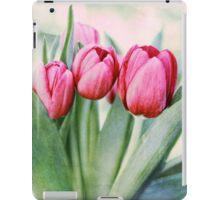 Twilight Tulips iPad Case/Skin