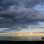 beach chair by lukelorimer