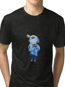 Banksy Lil Diver Tri-blend T-Shirt